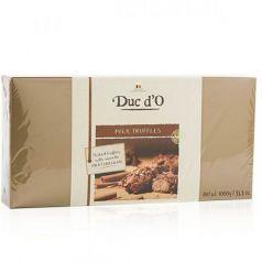 Trufas de chocolate con leche 1kg. Duc d\'O. 4 Unidades