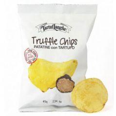 Patatas con Trufa 45gr. Tartuflanghe. 18 Unidades