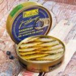 Sardinillas picantes 120gr. Los Peperetes. 12 Unidades