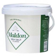 Escamas de sal Maldon 1,4kg. Sal Maldon. 2 Unidades