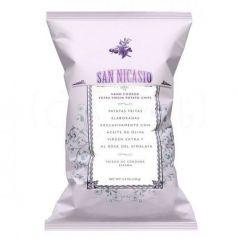 Patatas San Nicasio 150gr. Sal Nicasio. 14 Unidades