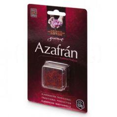 Azafrán D.O. Mancha (blister plástico) 0,5gr. Antonio Sotos. 12 Unidades