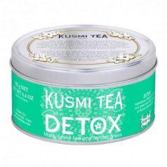 Detox Tea 125gr. Kusmi Tea. 6 Unidades