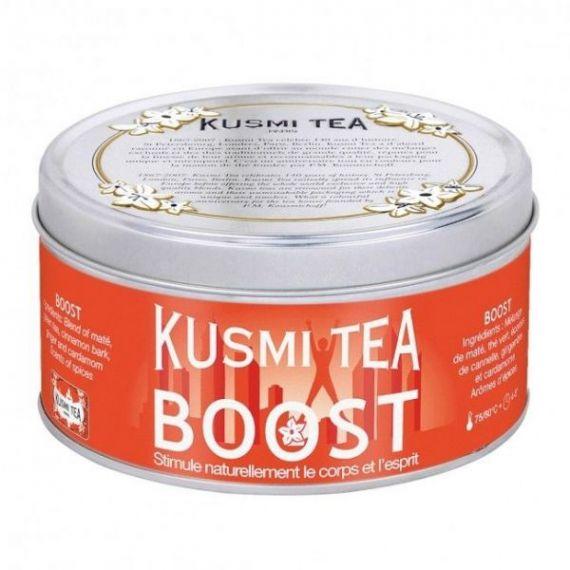 Boost 125gr. Kusmi Tea. 6 Unidades