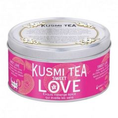 Sweet Love 125gr. Kusmi Tea. 6 Unidades