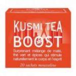 Boost 20 Muslins. Kusmi Tea. 12 Unidades