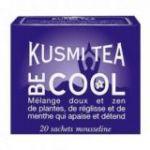 Be Cool 20 Muslins. Kusmi Tea. 12 Unidades