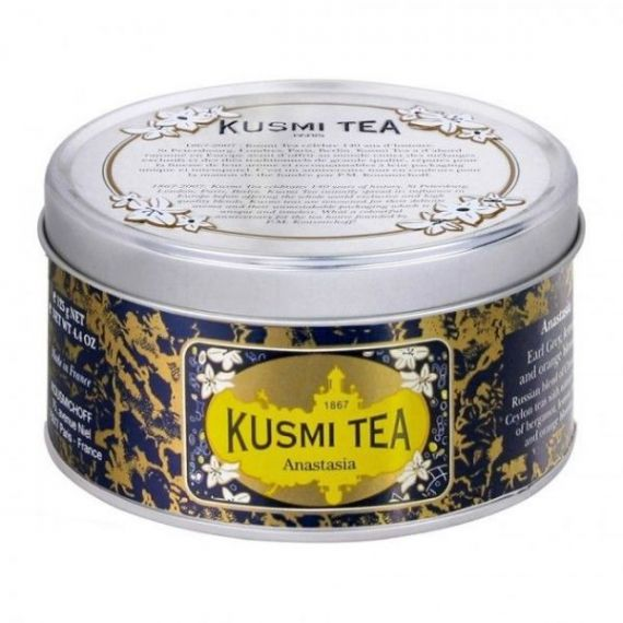 Anastasia 125gr. Kusmi Tea. 6 Unidades