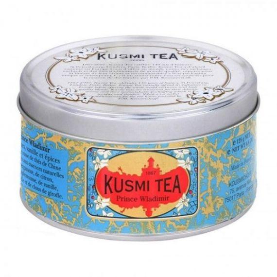 Prince Vladimir 125gr. Kusmi Tea. 6 Unidades