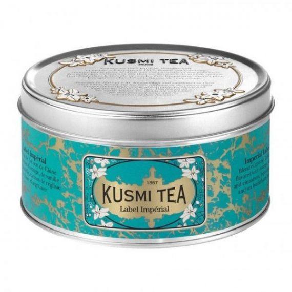 Imperial Label 125gr. Kusmi Tea. 6 Unidades