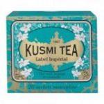 Imperial Label 20 Muslins. Kusmi Tea. 12 Unidades