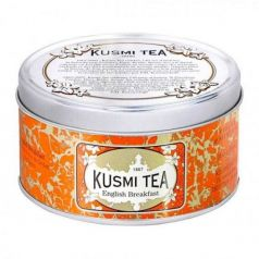English Breakfast 125gr. Kusmi Tea. 6 Unidades