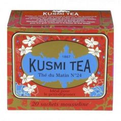 Russian Morning N°24 20 Muslins. Kusmi Tea. 12un.