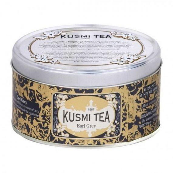Earl Grey 125gr. Kusmi Tea. 6 Unidades