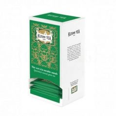 Spearmint green tea 25 Muslins. Kusmi Tea. 1un.