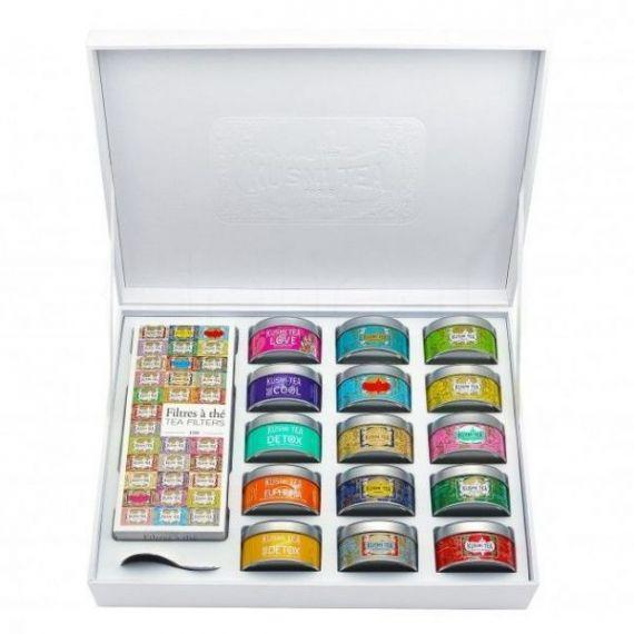 The Collection 15x25gr. Kusmi Tea. 1 Unidades