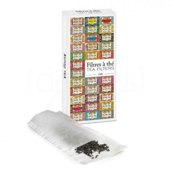 100 Kusmi Tea Filters. Kusmi Tea. 24 Unidades