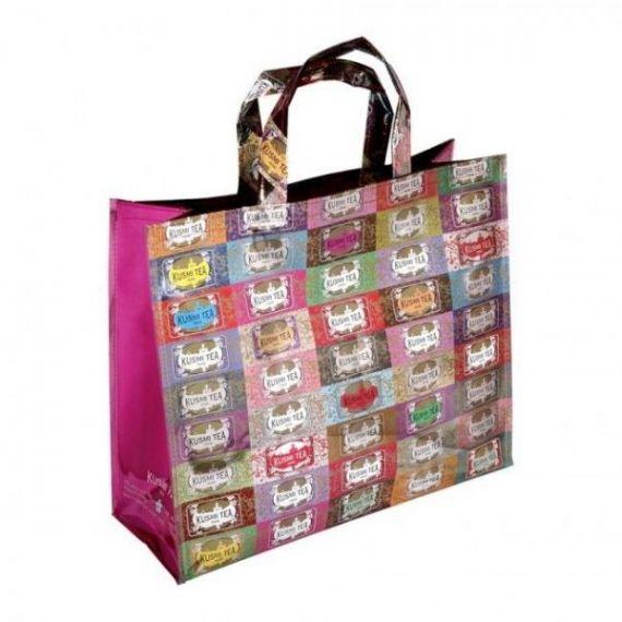 Kusmi Shopping bag. Kusmi Tea. 1 Unidades