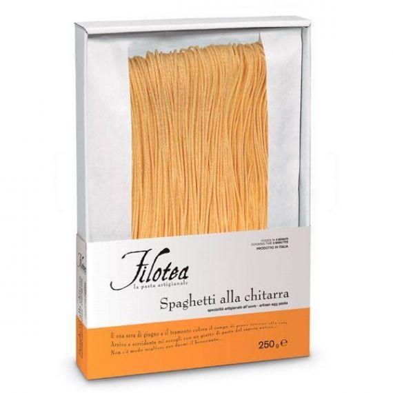 Spaghetti alla Chitarra 250gr. Filotea. 10 Unidades