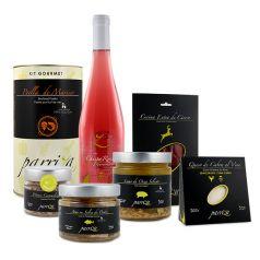 Pack Delicias de Mar y Tierra