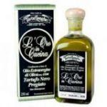 Aceite de Oliva Virgen Extra con Trufa Negra 100ml. Tartuflanghe. 12 Unidades