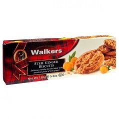 Biscuits con Trozos de Jengibre 150gr. Walkers. 12 Unidades