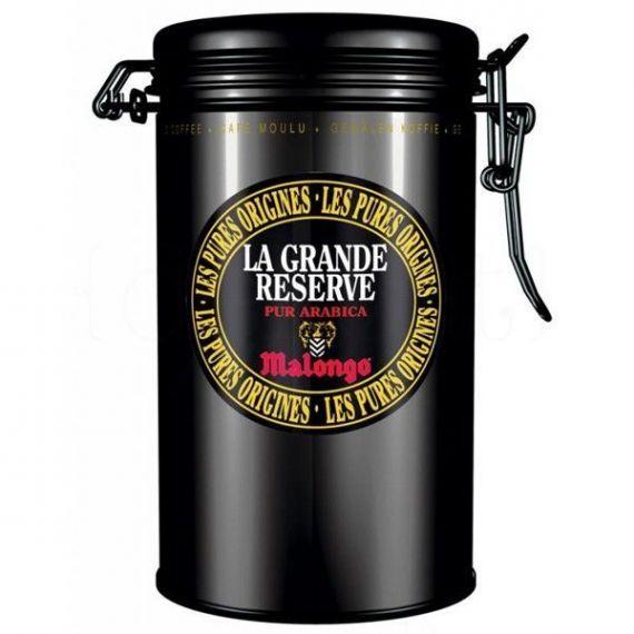 Café Gran Reserva 250gr. Café Malongo. 4 Unidades