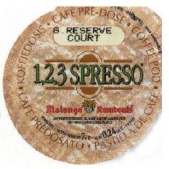 Gran Reserva Monodosis 9gr. Café Malongo. 100un.