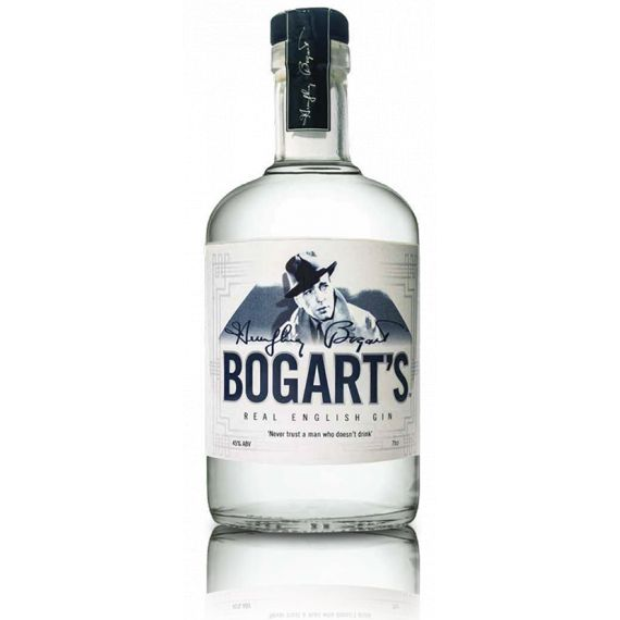 BOGART´S REAL ENGLISH GIN 70CL 45%