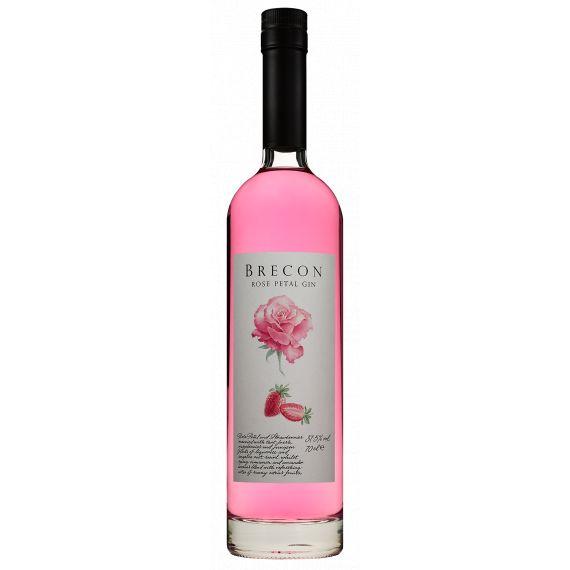 BRECON ROSE PETAL GIN 70CL 37,5%