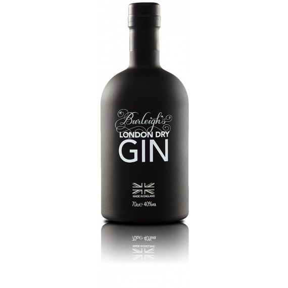 "BURLEIGHS LONDON DRY GIN ""SIGNATURE"" 70CL 40%"