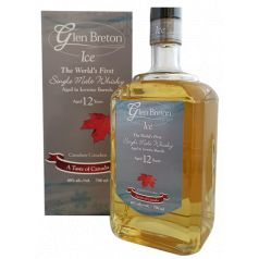 GLEN BRETON ICE WINE BARREL WHISKY 12 AÑOS 70CL 40%