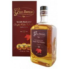 GLEN BRETON RARE WHISKY 14 AÑOS 70CL 43%