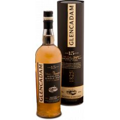 GLENCADAM SINGLE MALT WHISKY 15 AÑOS 70CL 46%