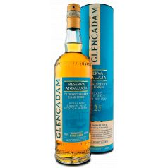 "GLENCADAM SINGLE MALT WHISKY ""RESERVA ANDALUCIA"" 70CL 46%"