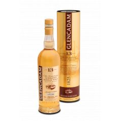 "GLENCADAM SINGLE MALT WHISKY 13 AÑOS ""ONLY 5994 BOTTLES"" 70CL 46%"