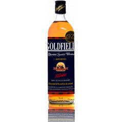 GOLDFIELD BLENDED SCOTCH WHISKY 70CL 40%