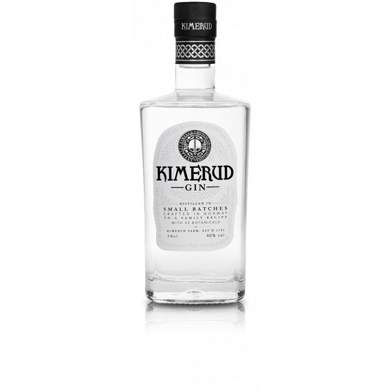 KIMERUD GIN (NORWAY) 70CL 40%