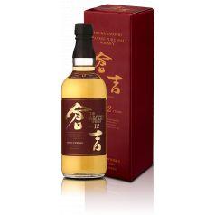 KURAYOSHI PURE MALT WHISKY 12 AÑOS 70CL 43%