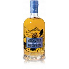 MACKMYRA SINGLE MALT WHISKY BRUKSWHISKY 70CL 41.4%