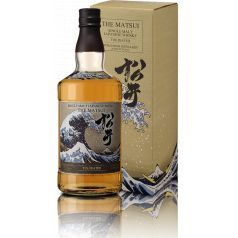 "MATSUI SINGLE MALT WHISKY ""PEATED"" 70CL 48%"