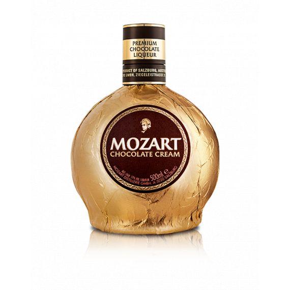MOZART CHOCOLATE CREAM 50CL 17%