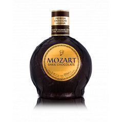 MOZART DARK CHOCOLATE LIQUER 50CL 17%