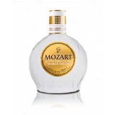 MOZART WHITE CHOCOLATE CREAM 70CL 15%