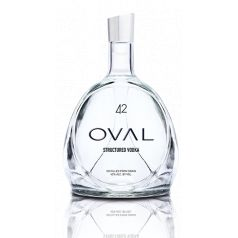 OVAL 42 VODKA PREMIUM 70CL 42%