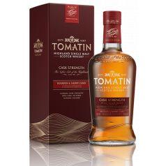 TOMATIN SINGLE MALT WHISKY CASK STRENGTH 70CL 57,5%