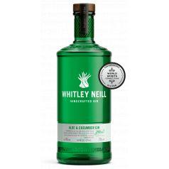 WHITLEY NEILL ALOE & CUCUMBER GIN 70CL 43%