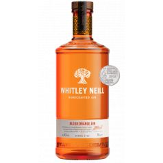 WHITLEY NEILL BLOOD ORANGE GIN 100CL 43%