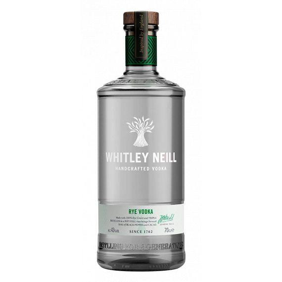 WHITLEY NEILL VODKA RYE 70CL 43%