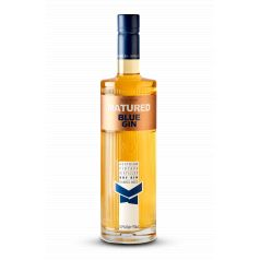 "BLUE AUSTRIAN ""MATURED"" DRY GIN 70CL 51%"